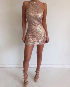 Beautiful Champagne Aztec Dress.