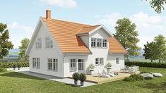 MOVE #205 är en klassisk villa, som med sin takkupa lyfter exteriören och ger…