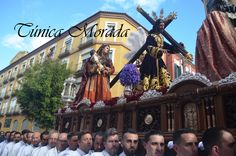 Salutación, Semana Santa 2016, Málaga
