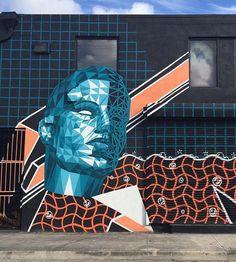 Street art by Hauser aka Maxhaus