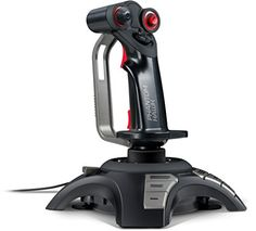 Speedlink SL-6638-BK Phantom Hawk Gaming Flightstick - Black Transform your desktop into a cockpit, the Phantom Hawk joystick makes flight simulation a true experience and adds authenticity to challenging missions. With throttle co (Barcode EAN = 5054337485097) http://www.comparestoreprices.co.uk/december-2016-6/speedlink-sl-6638-bk-phantom-hawk-gaming-flightstick--black.asp