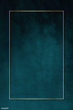 Blank golden frame mockup design | premium image by rawpixel.com / Teddy Rawpixel #mockup Iphone Background Images, Black Background Wallpaper, Poster Background Design, Banner Background Images, Framed Wallpaper, Rustic Background, New Backgrounds, Abstract Backgrounds, Black Background Design