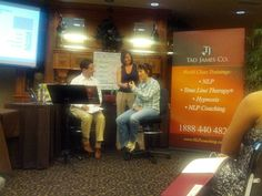 NLP Practitioner Certification Training with Stef and Shay Schafeitel in Las Vegas (March 2013)