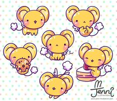 "2,939 Likes, 34 Comments - J E N N I (@jennillustrations) on Instagram: ""Bunch of keros ☺ . . . #kero #cardcaptor #cardcaptorsakura #magicalgirl #jennilustrations"""