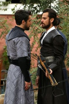 The Magnificent Century Kösem - Şahin Giray and Mehmed III Giray