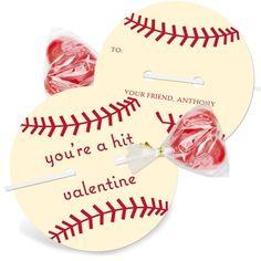 8 super cool Valentine's Day cards for boys @BabyCenter