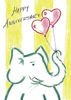 Never Forget Anniversary Card | Open Me