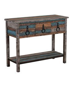 powell company calypso console table zulily calypso console table add to my favorites powell company