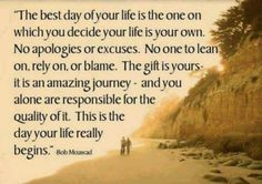 The best day of your life...