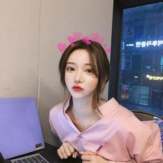 ➷ulzzang ღ girls➶ Ulzzang Korean Girl, Cute Korean Girl, Asian Girl, Girl Elf, Uzzlang Girl, Korean Beauty, Asian Beauty, Grunge Girl, Best Face Products