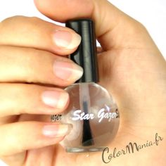 Vernis à Ongles Top Coat Transparent - Stargazer   Color-Mania (http://www.color-mania.fr/boutique/vernis-a-ongles-top-coat-transparent-nail-art/)