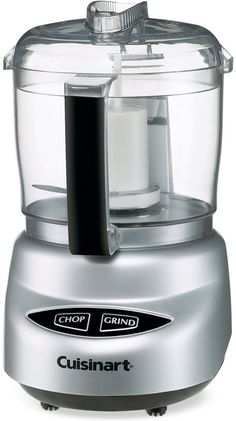"""Cuisinart DLC-2A Food Processor Must have kitchen tools for small kitchens"