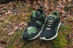 Puma x Sneakersnstuff Collaboration Collection