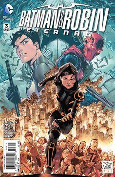 BATMAN AND ROBIN ETERNAL #3