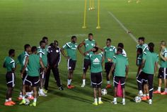 2018 World Cup: Super Eagles begin training for Swaziland tie - http://www.scoop.ng/2015/11/2018-world-cup-super-eagles-begin-training-for-swaziland-tie.html/