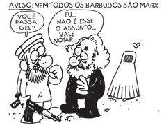 Charb - diretor de redação do Charlie Hebdo :   principal alvo dos terroristas.  No Brasil, o trabalho de Charb ficou especialmente conhecido pelas ilustrações que acompanham o livro Marx, manual de instruções, de Daniel Bensaïd, lançado em 2013.
