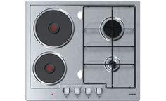 Gorenje K6N2AX Stove, Kitchen Appliances, Diy Kitchen Appliances, Home Appliances, Range, Kitchen Gadgets, Hearth Pad, Kitchen, Kitchen Stove