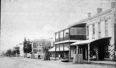 Tamworth in 1884.