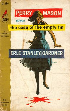 The Case of the Empty Tin by Erle Stanley Gardner