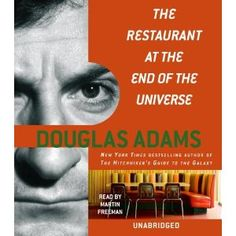 The Restaurant at the End of the Universe (Audio CD)  http://www.picter.org/?p=0739332074