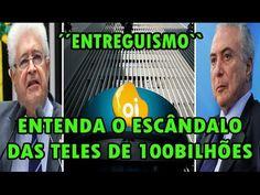 Requião: Escândalo da TELES Empresas de telefonia e o perdão de multas a...