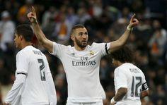 Le Real Madrid s'amuse avec Séville