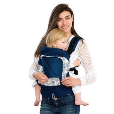 3c22f001d8a Gemini Performance Baby Carrier By Beco - Multi-Position Soft Structured  Sling w  Adjustable Straps   Comfort Padding for Infant Toddler Hip Support  - Cool ...