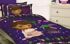 Doc McStuffins Quilt Cover Set - Kids Bedding Dreams - Kids ...