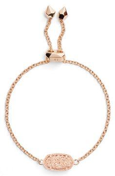 c3e1bee52824c Free shipping and returns on Kendra Scott Elaina Bracelet at Nordstrom.com.  Mesmerizing shimmer