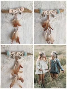 #boho#deco#dreamcatcher#handmade#kids#feathers www.bohemianwishes.nl