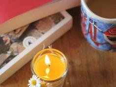 Bougie fraiche et tonique fait maison ! • Hellocoton.fr