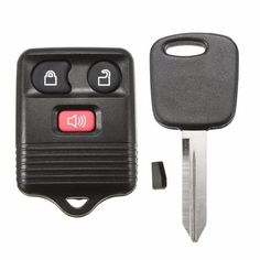 Car Keyless Entry Remote Key Fob Transponder Chip 3 Button for Ford F150 F250 F350  Worldwide delivery. Original best quality product for 70% of it's real price. Buying this product is extra profitable, because we have good production source. 1 day products dispatch from warehouse. Fast...