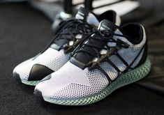 b03166581a21 Y-3 futurecraft 4D carbon 3D printed sneakers for Spring Summer 2018. Nike  Sneakers