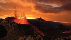 Io volcanoes - creation.com