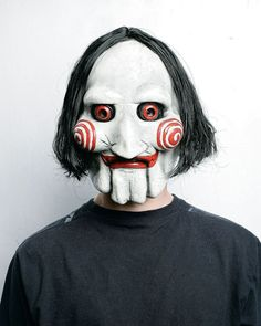 Saw Jigsaw Mask - Saw Party Costumes