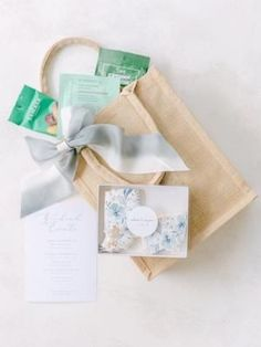 "This Is Exactly What We See When Picturing a ""Secret Garden"" Wedding Theme and We're Obsessed. Wedding Hotel Bags, Wedding Welcome Bags, Wedding Bag, Garden Wedding, November Wedding, Flat Lay Photography, Atlanta Wedding, Island Weddings, Plan Your Wedding"
