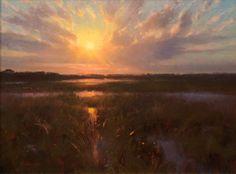 Painting by longmont colorado artist/instructor Marc Hanson