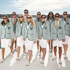 What Is Going On with Australia's 2016 Olympic Uniforms? | GQ