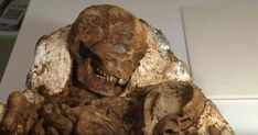 #Mother Found Still Cradling Baby After 4800 Years