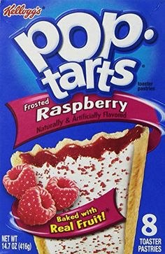 Pop Tarts Lava Berry Explosion Pop Tarts Products