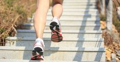 If bad weather has you house bound, check out this great stair workout!