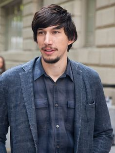 Adam Driver Never Watches Himself on Camera, Except for Star Wars : People.com