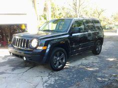 2014 Jeep Patriot High Altitude edition:)) my bebiiiiii 2014 Jeep Patriot, Black Rims, Jeep 4x4, Jeeps, Offroad, Granite, Dream Cars, Crystal, Fresh