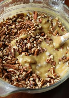 Pecan Bread is completely indescribable! Super buttery and sweet, loade Southern Pecan Bread is completely indescribable! Super buttery and sweet, loade. Southern Pecan Bread is completely indescribable! Super buttery and sweet, loade. Pecan Bread Recipe, Pecan Recipes, Pudding Recipes, Sweet Recipes, Artisan Bread Recipes, Bread Machine Recipes, Easy Bread Recipes, Cooking Recipes, Quick Bread