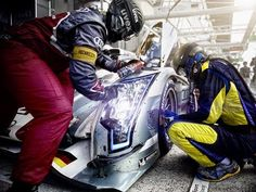 """24 Hours: A Matter of Seconds"": Michelin x Audi at Le Mans - MICHELIN (2013)"