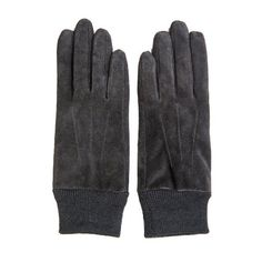 cbf014a4f Kursheuel Women's Nappa Soft Suede Long Fleece Lined Winter PIG Skin Gloves  Handsewn Ku061 (X