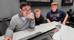 Students Explore Four Careers that Prove it's  Cool to Code