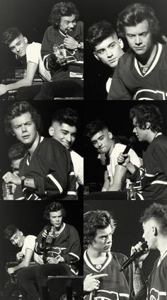 Harry:) the fact that they're wearing Habs jerseys makes me like them even more :D