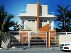 Casa nova em Itanhaém.