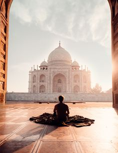The Ultimate Post-COVID Travel Bucket List Tourist Places, Places To Travel, Travel Destinations, Places To Visit, Agra, Taj Mahal, Machu Picchu, Louise Hay, Historical Monuments